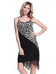 Amazon's new sequined fringed dress