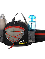 5 L Sling & Messenger Bag Backpack Waist Bag/Waistpack Waterproof Multifunctional Yellow Green Black Blue Others Nylon
