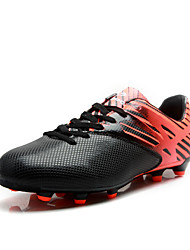 Football Boots Men's Anti-Slip Wearable Buckle Leatherette Soccer/Football