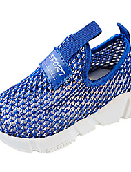 Boys' Loafers & Slip-Ons Summer Fall Light Soles Tulle Casual Flat Heel Running