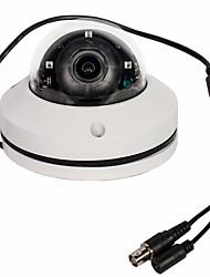 CCTV 1080p 2.1Mp ir mini câmera dome PTZ ahd 3x / CVI / tvi / CVBS zoom lens 2.8-8mm