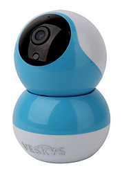 VESKYS 720P HD Wi-Fi Security Surveillance IP Camera