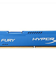 Kingston RAM 8Go DDR3 1600MHz Mémoire de bureau HX316C10F/8 PNP