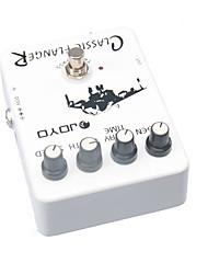 Joyo JF-07 Classic Flanger Guitar Effect Pedal with True Bypass Design for Musical Instrument Top Quality