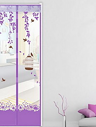 90*210cm Ice Silk Anti Mosquito Door Curtain