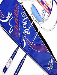 Badminton Rackets Stability Ferroalloy One Pair × 2 for