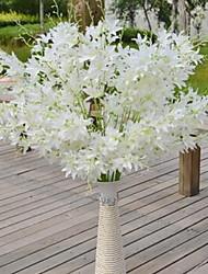 1 Ramo Plástico Outras Flor de Mesa Flores artificiais 8*8*110