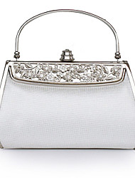 L.WEST Women's silk diamond Dinner Bag