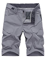 Homme Pantalon/Surpantalon Respirable Eté Gris Bleu Olive
