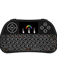 Teclado 2.4GHz Bluetooth 4.0 Para Android TV Box&TV Dongle