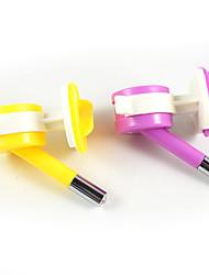 Roedores Coelhos Chinchilas Tigelas e Bebedouros Imperme+avel Portátil Multi funções Metal Plástico Aço Inoxidável Amarelo Fúcsia