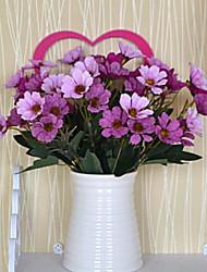 1 Ast Kunststoff andere Tisch-Blumen Künstliche Blumen 33*33*3
