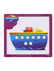 Jigsaw Puzzles 3D Puzzles Building Blocks DIY Toys Ship Leisure Hobby