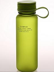 Áspero Exterior Artigos para Bebida, 400 ml Portátil Plástico Água Garrafas de Água