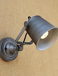 ac ac 110-130 220-240 40 e26 / e27 caractéristique traditionnelle / classique peinture rustique / nouveauté pour loger le bras oscillant