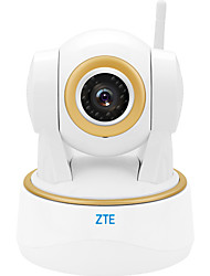 ZTE pro 108P 2.0 MP Mini Indoor with Day Night PTZ Baby Monitor IP Camera