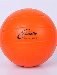 Volley-Ball(Orange, dePolyuréthane) -Etanche Durable