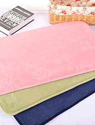 Cat Dog Bed Pet Bed Mat Solid Green Blue Pink