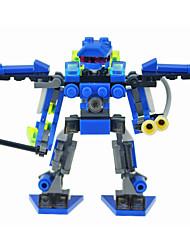 Конструкторы Обучающая игрушка Робот Для получения подарка Конструкторы Робот 5-7 лет Игрушки