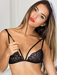 Triangle Cup Bras,Lace Bras Lace Polyester