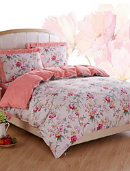 Bedding Set of 4 pieces Cotton Bedding quilt160*210Bed Linen120*200*28Pillowcase48*74