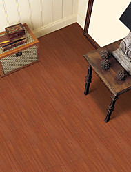 Brown Wood Sticking Decorative Pvc Auto-stick Water-proof Of The Bedroom And The Living Room