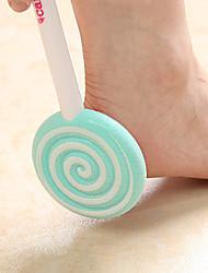 Pied Masajeador Manuel Shiatsu Soulager la douleur au pied gommage Portable Mixte