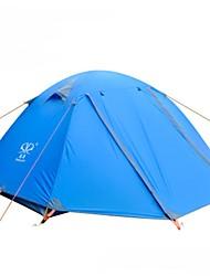 2 Pessoas Duplo Um Quarto Barraca de acampamento Equitação Campismo Viajar-