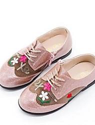 Girls' Flats Comfort Leatherette Casual Flat Heel