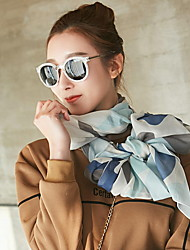 Cotton and Linen Autumn Female scarf Shawl Thin Long Rectangle Print Women's