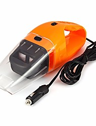 Carro aspirador de pó 120w seco úmido de dupla utilização super carro de sucção portátil pó mão aspirador de pó 12 volt preto azul laranja