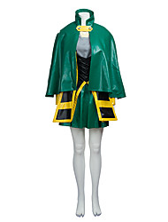 Cosplay Marvel's Network Hand-painted Rocky Female Version Adult Women Halloween Carnival Cosplay