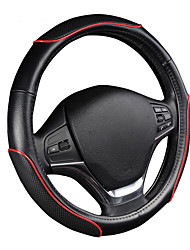 Autoyouth voiture volant couverture motif de vague sportive avec coutures en ligne rouge taille m s'adapte 38cm / 15 diamètre voiture