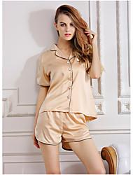 Pijama de pele de coelho
