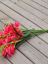 1 Ast Kunststoff andere Tisch-Blumen Künstliche Blumen 43*43*65