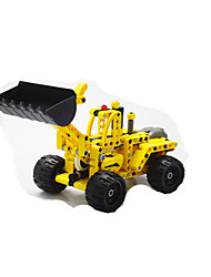 Building Blocks Educational Toy Pull Back Vehicles For Gift  Building Blocks Model & Building Toy Excavating Machinery5 to 7 Years 8 to