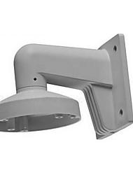 Support de montage mural hikvision® ds-1273zj-130-trl pour caméra dôme avec plaque d'adaptation alliage d'aluminium