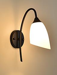 AC 100-240 60 E26/E27 Tradizionale/classico Rustico Retrò Pittura caratteristica for LED,Luce verso il basso Lampade a candela da parete