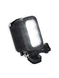 Spot LED Luz Ajustável Conveniência Para Gopro 4 Session Universal