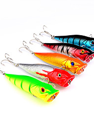 5PCS 9.5cm Classic Road ba  Sound Afraid of Bait