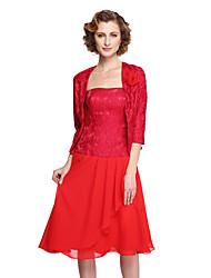 Women's Wrap Coats/Jackets Chiffon Lace Wedding Flower(s)