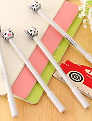 1Box of Lovely Silicone Creative Pen 12pcs Per Box