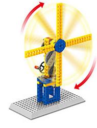 Blocs de Construction Pour cadeau Blocs de Construction Maquette & Jeu de Construction Moulin à vent 5 à 7 ans 8 à 13 ans 14 ans & Plus