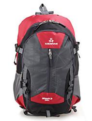 55 L Rucksack Multifunktions Grün Rot Grau Schwarz Blau