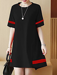 Really making 2017 new fertilizer to increase code pregnant women Korean knit dress