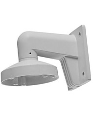 Hikvision® DS-1273ZJ-130-TRL Wall Mounting Bracket for Dome Camera with Adaptor Plate Hik White Aluminum Alloy