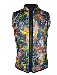 Camouflage Thermal Vest Life Jacket