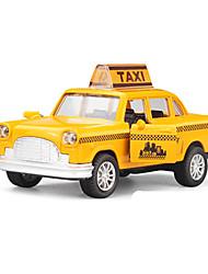 Veículo de Fazenda Carrinhos de Fricção Brinquedos ABS Amarelo