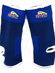 Unisex Ankle Brace Breathable Stretchy Football Sports Cotton Fibre Rubber