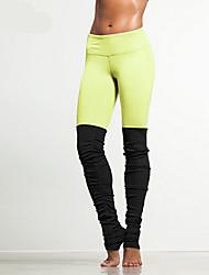 Damen Laufen Hosen/Regenhose Unten Atmungsaktiv Frühling Sommer Yoga Übung & Fitness Rennsport SchlankInnen Outdoor Kleidung